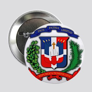"Republica Dominicana, Dominican Repub 2.25"" Button"