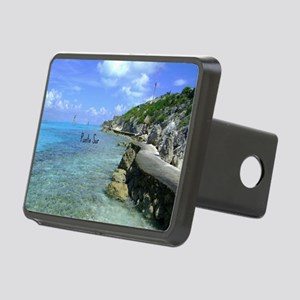 The Beauty of Punta Sur, C Rectangular Hitch Cover
