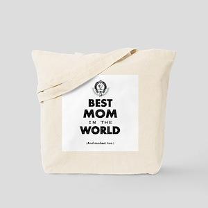 Best 2 Mom copy Tote Bag