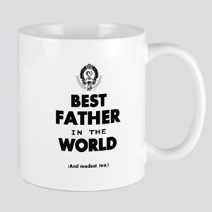 The Best in the World Best Father Mugs