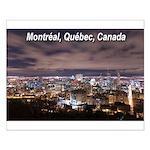 Montréal Small Poster