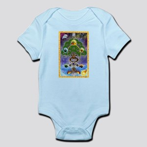 Infant Creeper Featuring Yggdrasil, The World Tree