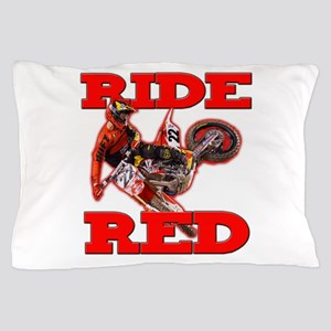 Ride Red 2013 Pillow Case