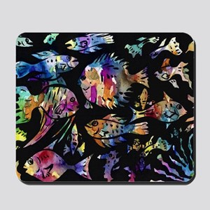 FISH Mousepad