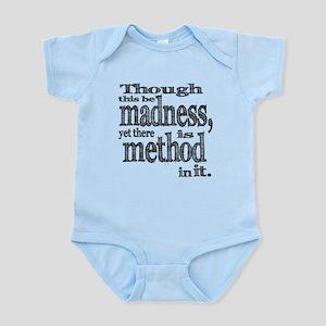 Method in Madness Shakespeare Infant Bodysuit