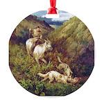 The Hunt Borzoi Ornament