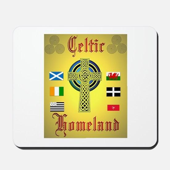 Celtic Homeland.:-) Mousepad