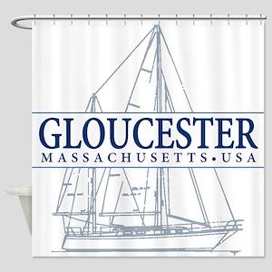 Gloucester - Shower Curtain