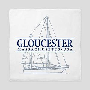 Gloucester - Queen Duvet