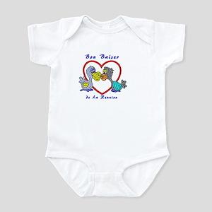 romantic dodo Infant Bodysuit