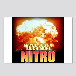 nukeed Postcards (Package of 8)