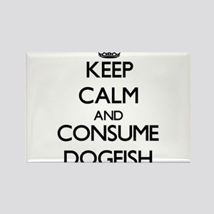 Keep calm and consume Dogfish Magnets