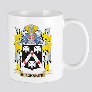 Blacksmith Coat of Arms - Family Crest Mugs