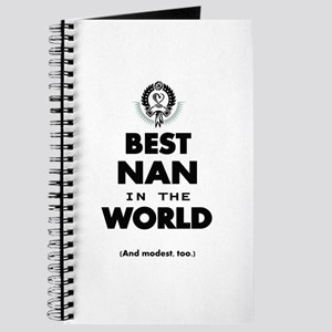 The Best in the World Best Nan Journal