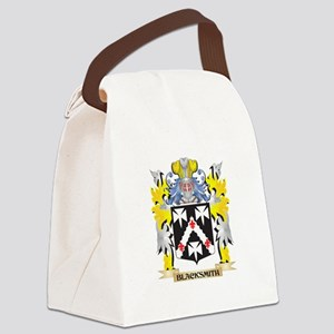 Blacksmith Coat of Arms - Family Canvas Lunch Bag