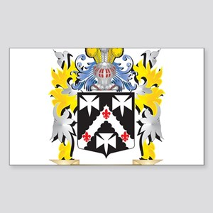 Blacksmith Coat of Arms - Family Crest Sticker