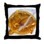 Hunger Games Mockingjay Catching Fire Throw Pillow