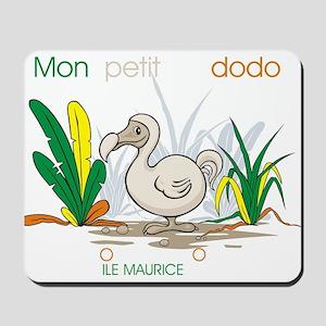 dodo Mousepad