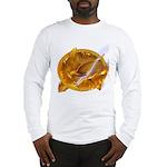 Catching Fire Mockingjay Long Sleeve T-Shirt