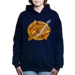 Catching Fire Mockingjay Hooded Sweatshirt