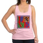 Personalize Love Stamps for Pets! Racerback Tank T