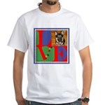 Personalize Love Stamps for Pets! White T-Shirt