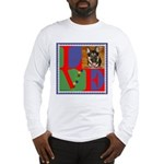 Personalize Love Stamps for Pets! Long Sleeve T-Sh