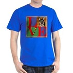 Personalize Love Stamps for Pets! Dark T-Shirt