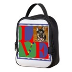 Personalize Love Stamps for Pets! Neoprene Lunch B