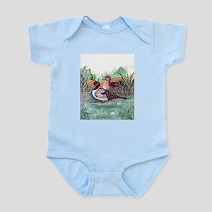 Pond Ducks Body Suit