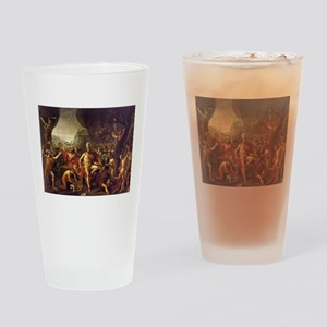 King Leonidas Sparta Drinking Glass