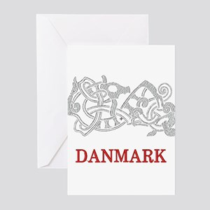 DANMARK Greeting Cards (Pk of 10)