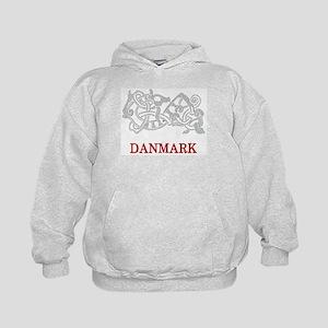 DANMARK Kids Hoodie