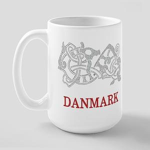 DANMARK Large Mug
