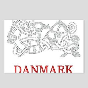 DANMARK Postcards (Package of 8)