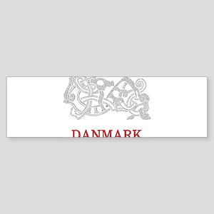 DANMARK Bumper Sticker