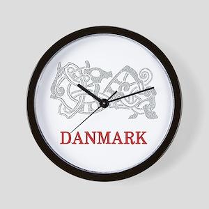 DANMARK Wall Clock