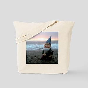 Sunset Gnome Tote Bag