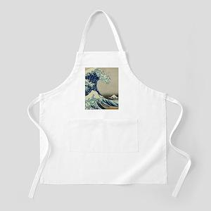 The Great Wave off Kanagawa (??????) Apron