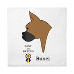 Boxer Queen Duvet
