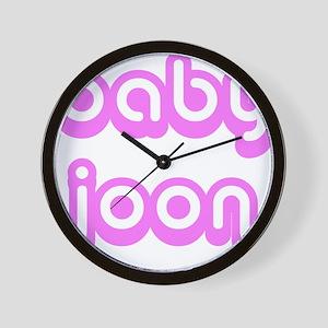 BABY JOON Wall Clock