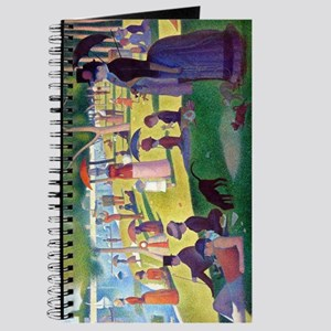A Sunday Afternoon on La Grande Jatte by S Journal