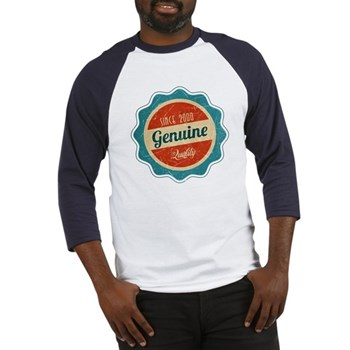 Retro Genuine Quality Since 2000 Baseball Jersey