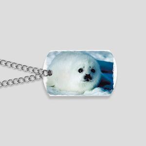 Baby Seal Dog Tags