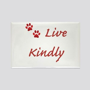 Live Kindly Magnets