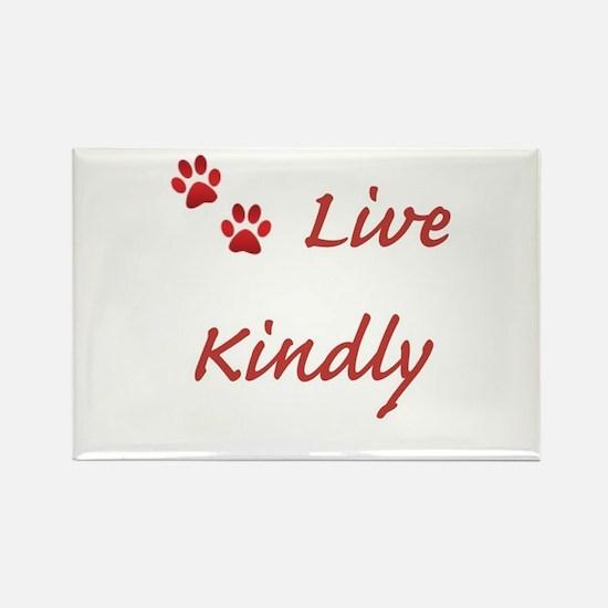 Live Kindly Magnets