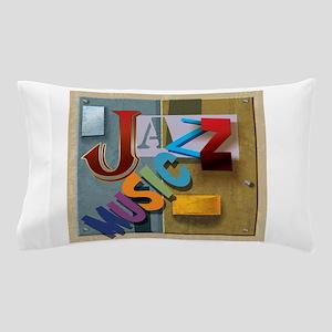 Jazz Music Pillow Case