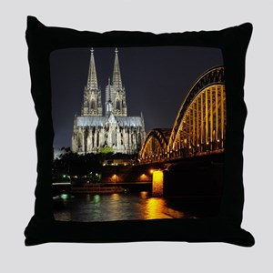 Cologne001 Throw Pillow
