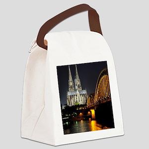 Cologne001 Canvas Lunch Bag