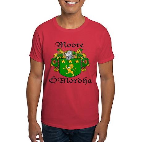 Moore In Irish & English Dark T-Shirt